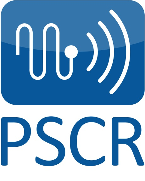 Logo of the Public Safety Communications Research (PSCR) Division at NIST